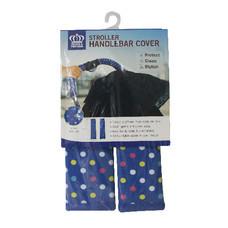 ปลอกมือจับสำหรับรถเข็นเด็ก Prince&Princess Stroller Handle Cover - 473 (Polka Dot)