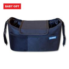 กระเป๋าใส่ของอเนกประสงค์ติดรถเข็นเด็ก Prince&Princess Stroller Tote Bag (Black)