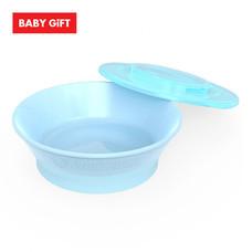 Twistshake Bowl ชามพร้อมฝาปิด - Blue