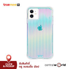 Casemate iPhone 11 Tough Groove - Crystal
