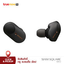 หูฟัง Sony True Wireless รุ่น WF-1000XM3 - Black