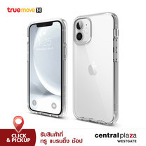 ELAGO เคส สำหรับ iPhone 12 mini Hybrid Clear Case