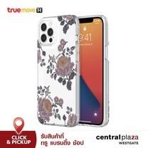 เคส iPhone 12 Pro Max Coach ProtectiveShell - Flora Clear