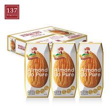 Almond Milk นมอัลมอนด์ ตราโฮลี่นัทส์ (Wholly Nuts) ขนาด 180 มล.1 ลัง มี 36 กล่อง
