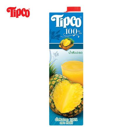 น้ำสับปะรด 100% ขนาด 970 มล.