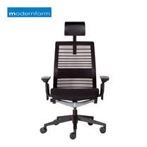 Modernform เก้าอี้สำนักงาน รุ่น THINK V2 พนักพิงสูง - สีดำ