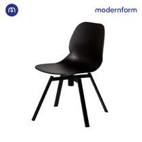 Modernform เก้าอี้สัมมนา รุ่น CT626 บอดี้พลาสติก ขาเหล็ก