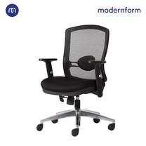 Modernform เก้าอี้สำนักงาน รุ่น GT07 ระบบโยกแบบซิงโครไนซ์ ปรับความสูงความหนืดได้ สีดำ