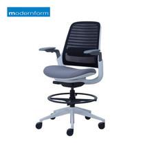 Modernform เก้าอี้สำนักงาน รุ่น SERIE 1 STOOL - สีเทา