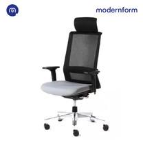 Modernform เก้าอี้สำนักงาน รุ่น HOWARD พนักพิงระบบซินโครไนซ์ล็อคได้ 3 ระดับ