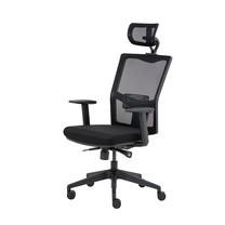Modernform รุ่น Series X เก้าอี้สำนักงาน ดีไซน์ที่เต็มไปด้วยรายละเอียด พนักพิงสูง ทำจากไนลอนหุ้มตาข่าย ระบบซิงโครไนซ์ ปรับที่เท้าเเขนได้