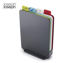 JOSEPH JOSEPH เขียงแยกประเภท รุ่น Index Compact Size - สี Graphite