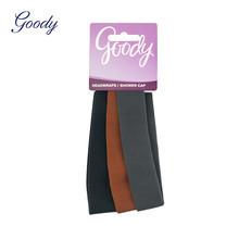 Goody ผ้าคาดผมคละสี Womens Ouchless Thin Nylon Headwraps 3 ชิ้น