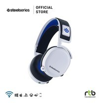 Steelseries หูฟัง รุ่น Arctis 7P Gaming Headset Wireless Gaming Headset for PlayStation - white