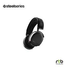 SteelSeries หูฟังเกมมิ่ง 7.1 DTS รุ่น Arctis 7 (2019 Edition) - Black