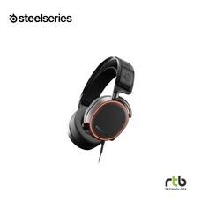 SteelSeries หูฟังเกมมิ่ง 7.1 DTS รุ่น Arctis Pro RGB - Black