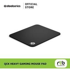 SteelSeries แผ่นรองเม้าส์  QCK Heavy Mousepad - Black