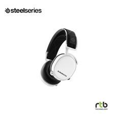 SteelSeries หูฟังเกมมิ่ง 7.1 DTS รุ่น Arctis 7 (2019 Edition) - White