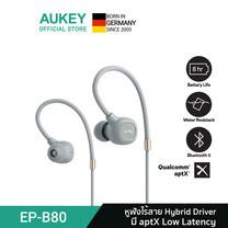 หูฟัง Aukey The Key Series Dual Driver Wireless Earbuds รุ่น EP-B80