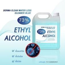 เจลแอลกอฮอล์ล้างมือ 1000 ml. CLEAN ALCOHOL 73% With Alovela