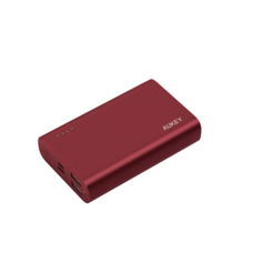 AUKEY PowerPro 10,000 mAh Power Delivery & Quick Charge 3.0 รุ่น PB-XD12-Red