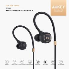 หูฟัง The Key Series Dual Driver Wireless Earbuds รุ่น EP-B80