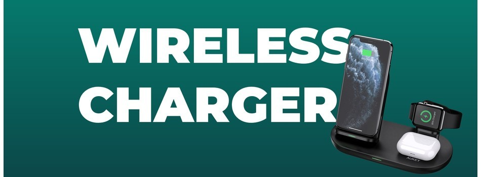 Wireless Charge banner