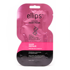 ellips Hair Mask Pro Keratin Hair Repair 18 gram