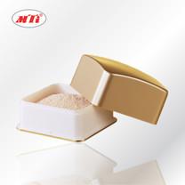 MTI FEEL PERFECT แป้งฝุ่นผสมทองคำ คุมมัน ใช้ได้ทุกสีผิว