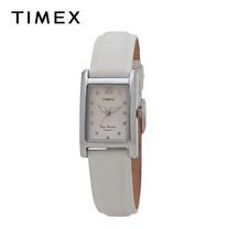 Timex นาฬิกาข้อมือผู้หญิง TM-TW0TL8906 สายหนัง สีขาว