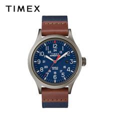 Timex นาฬิกาข้อมือผู้ชายและผู้หญิง TM-TW4B14100 สายไนล่อน สีน้ำเงิน