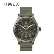 Timex นาฬิกาข้อมือผู้ชายและผู้หญิง TM-TW4B14000 สายไนล่อน สีเขียว