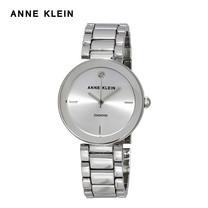 Anne Klein นาฬิกาข้อมือผู้หญิง AK-AK-1363SVSV สี Silver