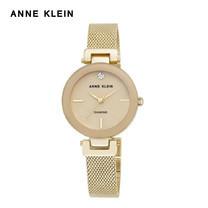 Anne Klein นาฬิกาข้อมือผู้หญิง AK-AK-2472TMGB สี Gold