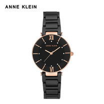 Anne Klein นาฬิกาข้อมือผู้หญิง AK-AK-3266BKRG