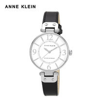 Anne Klein นาฬิกาข้อมือผู้หญิง AK-10-9169WTBK สี Black