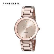 Anne Klein นาฬิกาข้อมือผู้หญิง AK-AK-1362RGRG สี Rose Gold