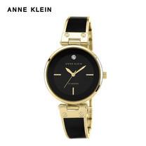 Anne Klein นาฬิกาข้อมือผู้หญิง AK-AK-1414BKGB