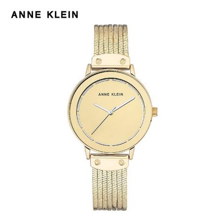 Anne Klein นาฬิกาข้อมือผู้หญิง AK-AK-3222GMGB