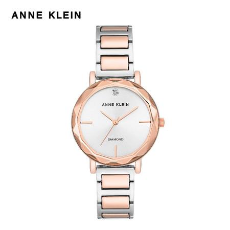 Anne Klein นาฬิกาข้อมือผู้หญิง AK-AK-3279SVRT