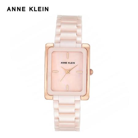 Anne Klein นาฬิกาข้อมือผู้หญิง AK-AK-2952LPRG สี Pink