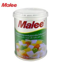 MALEE ฟรุตค็อกเทลกระป๋อง สูตรลูกตาล ขนาด 8.25 oz [1 ลัง บรรจุ 48 กระป๋อง]