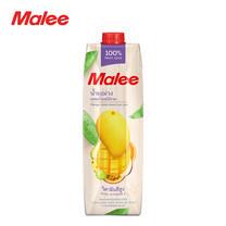 MALEE น้ำมะม่วงผสมน้ำผลไม้รวม 100% ขนาด 1000 มล. [1 ลัง บรรจุ 12 กล่อง]