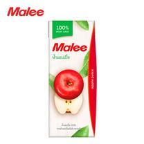 MALEE น้ำแอปเปิ้ล 100% ขนาด200 มล. [1 ลัง บรรจุ 24 กล่อง]