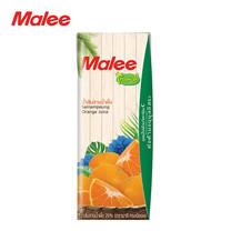 MALEE น้ำส้มสายน้ำผึ้ง 20% ขนาด 180 มล. ตรามาลี ทรอปิคอล [1 ลัง บรรจุ 36 กล่อง]