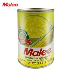 MALEE ซุปข้าวโพด ขนาด 20 oz [1 ลัง บรรจุ 24 กระป๋อง]