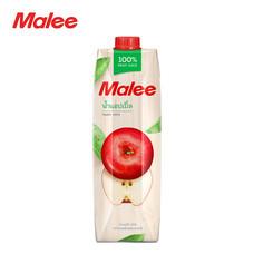 MALEE น้ำแอปเปิ้ล 100% ขนาด1000 มล. [1 ลัง บรรจุ 12 กล่อง]