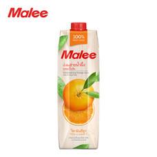MALEE น้ำส้มสายน้ำผึ้ง 100% ขนาด 1000 มล. [1 ลัง บรรจุ 12 กล่อง]