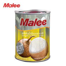 MALEE ลำไยกระป๋อง ขนาด 20 oz [1 ลัง บรรจุ 24 กล่อง]