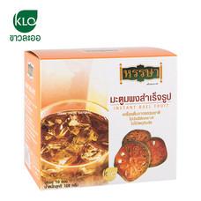 ขาวละออ มะตูมผงสำเร็จรูป 1 กล่อง (10 ซอง) | Khaolaor Instant Bael Fruit 1 box (10 Sachets)